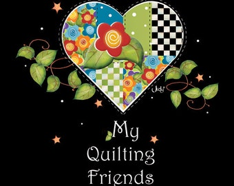 Greeting Card - Quilting is My Saving Grace