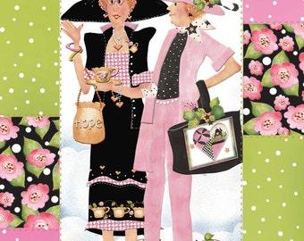 Greeting Card - Sisters