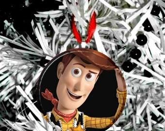 "Woody Christmas Tree 2.25"" Ornament"