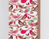Tweet Tweet | Greetings Card with Bird Pattern Design