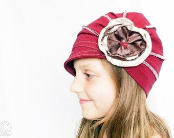 Fashion Toddler Hat with flower,Comfy children Hat, Accessories For Kids, Cotton Hat for Kids, Summer Hat for Kids, Children Accessories