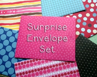 SURPRISE Envelope Set!