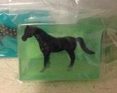 Glycerin horse soap bar