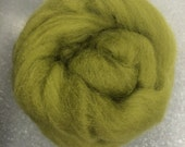 Bean Sprout CORRIEDALE Wool Roving - 1 oz