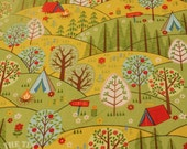 Camp Cozy by Quilting Treasures - 1 Yard