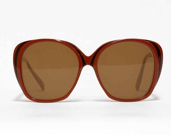 Renato Balestra vintage sunglasses - model: RB 03-501- in NOS condition - oversized sunglasses - made in Italy - 1980s