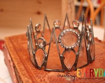 Vintage Crown ~ Soldered Project Kit
