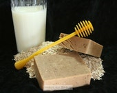 Goatsmilk Oatmeal Honey Soap Bars