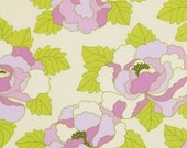 SALE Heather Bailey Lottie Da fabric by Fabric Shoppe Etsy Fabric- Go Go Rose in Pink- You choose the cut. Free shipping available