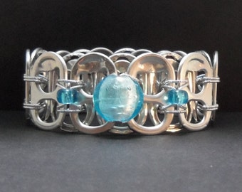 Ann-Made Pop Top Bracelet - Eucalyptus