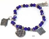 Passover Charm Bracelet