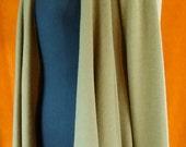 100% Pure Merino Wool Knit Fabric YARDAGE  - 8 continuous yards
