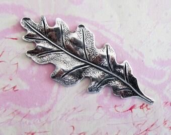 Silver Oak Leaf Finding 541