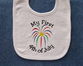 My First 4th of July - Custom Orders Welcome....