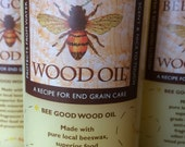 Bee Good Wood Oil