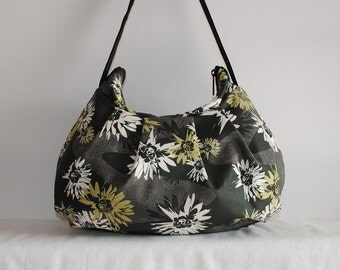 20% OFF - Pleated Bag // Shoulder Purse -  Water Bloom in Serene