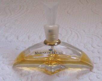 Marina de Bourbon . vintage perfume . perfume