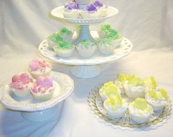 Whipped Soap Cupcakes Bakery Look-a-Like,  Choose 6, 12 or 18