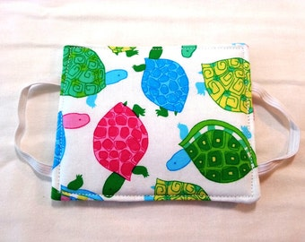 New & Improved Door Husher for Babies Room-Colorful Turtles
