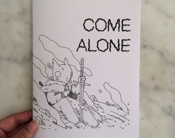 Come Alone Zine