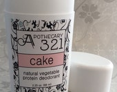 Cake Vegan Natural Deodorant