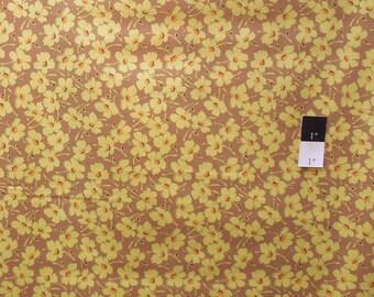 Amy Butler PWAB086 Gypsy Caravan Wind Flowers Moss Cotton Fabric 1 Yard