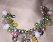 Easter Charm Bracelet