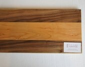 Walnut And Cherry Cutting/Serving Board 13926357