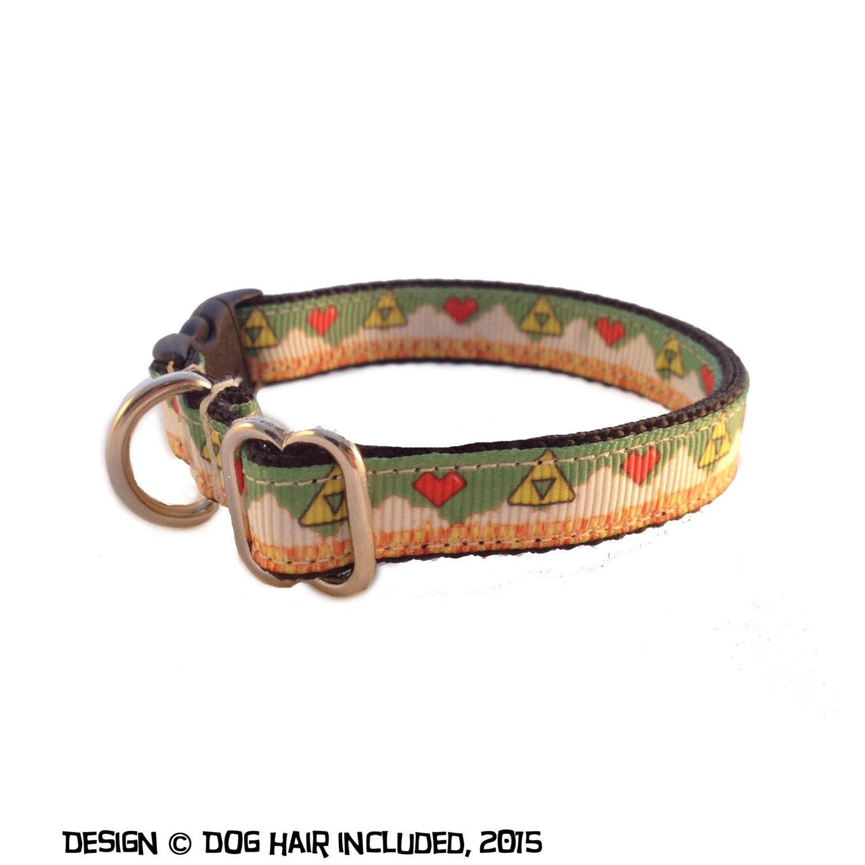 legend of zelda inspired breakaway cat collar and regular dog. Black Bedroom Furniture Sets. Home Design Ideas