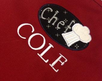 Jr. Chef Craft Pocket Apron