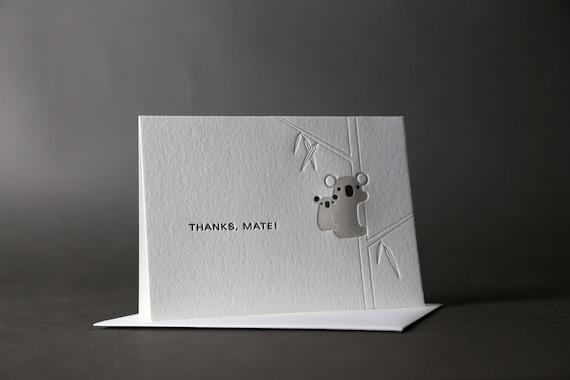 Koala Thanks Mate