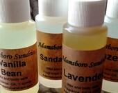 Ten Fragrance Oils for 1 Price