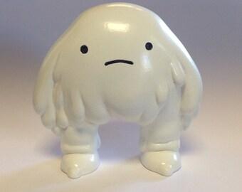Sculpture of Adventure Time Snow Golem Limited Edition Cast Collectible Designer Toy Decor Sculpture