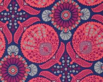 1 yard -  Joel Dewberry Flora Bazaar in Orchid