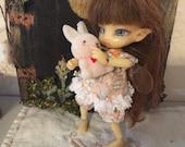 FullSet For Fidelia Fuuga Isilmë CCC Firefly Faerie Buttons Bows Sundress Bloomers Toy Bunny FullSet