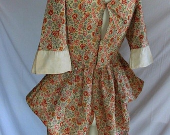 Girls Vintage Costume c 1932 for George Washingtons Birthday Bicentennial w Panniers . Great for Halloween