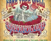Sugar Magnolia Perfume Blend - Fare Thee Well - Grateful Dead Commemorating 50 Years