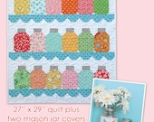 Clearance PATTERN CANNING SEASON quilting sewing pattern
