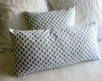 SAHARA MINERAL designer decorative pillow with insert 13x26