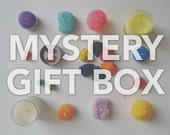 MYSTERY GIFT BOX - Grab Bag - 5 items worth at least 30, now for 15!