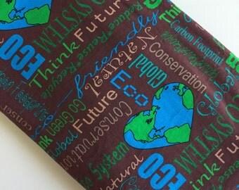 Full Yards MLP Custom Go Green Eco Custom Jersey Knit Exclusive