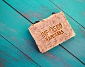 Natural Soap Coffee Scrub Kitchen Garden Soap Bar