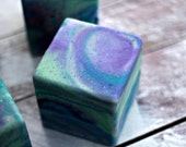 Sea Salt Soap, Love Potion Scented, Homemade Soap, Scented Soap