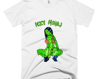 ICKY MINAJ T-shirt