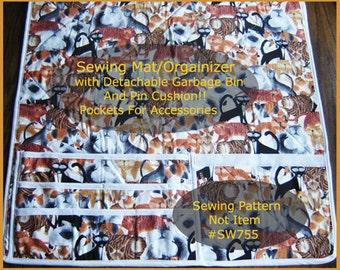 Sewing Machine Mat Etsy