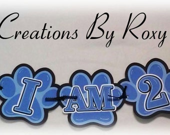 Blues Clues Inspired Banner