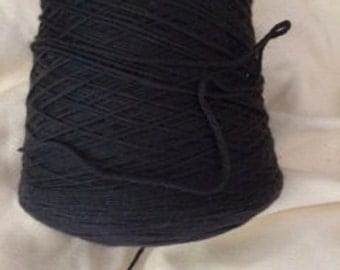 Charcoal Merino Wool Yarn DK Weight 1.1 kg.