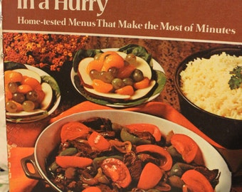 Betty Crockers cook book