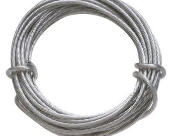 30 lb softstrand picture wire