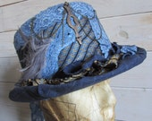 Blue tophat